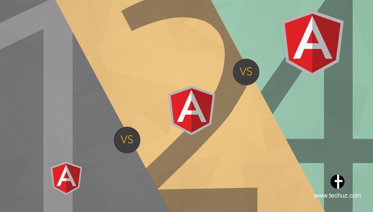 Angularjs 1 vs angularjs 2 vs angularjs 4 essential for Angularjs 2 architecture