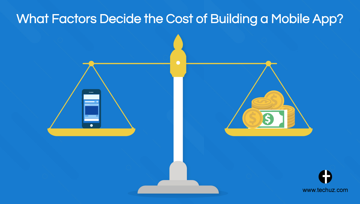 What Factors Decide the Cost of Building a Mobile App?