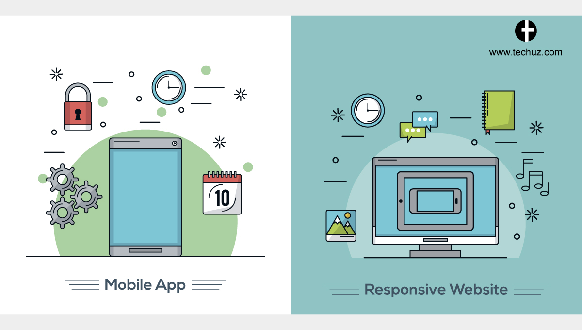 Responsive Website or Mobile App: What Suits Your Business?
