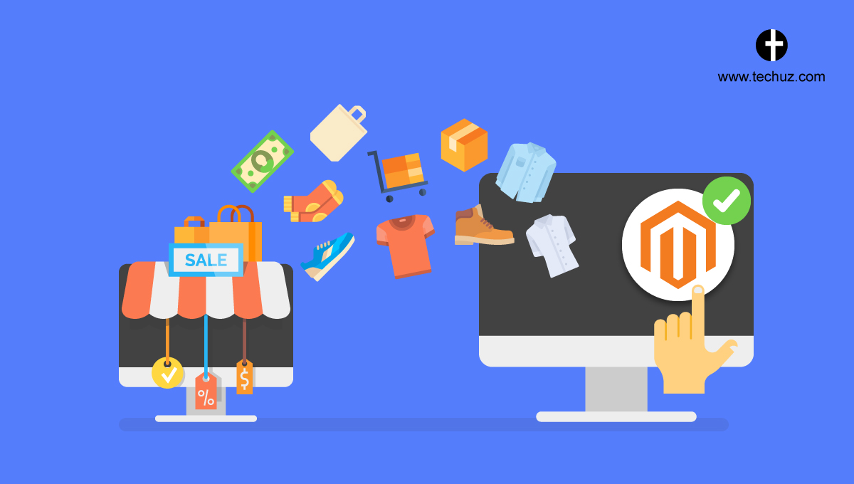 Why is Magento the Hot Favourite for developing E-Commerce Website?