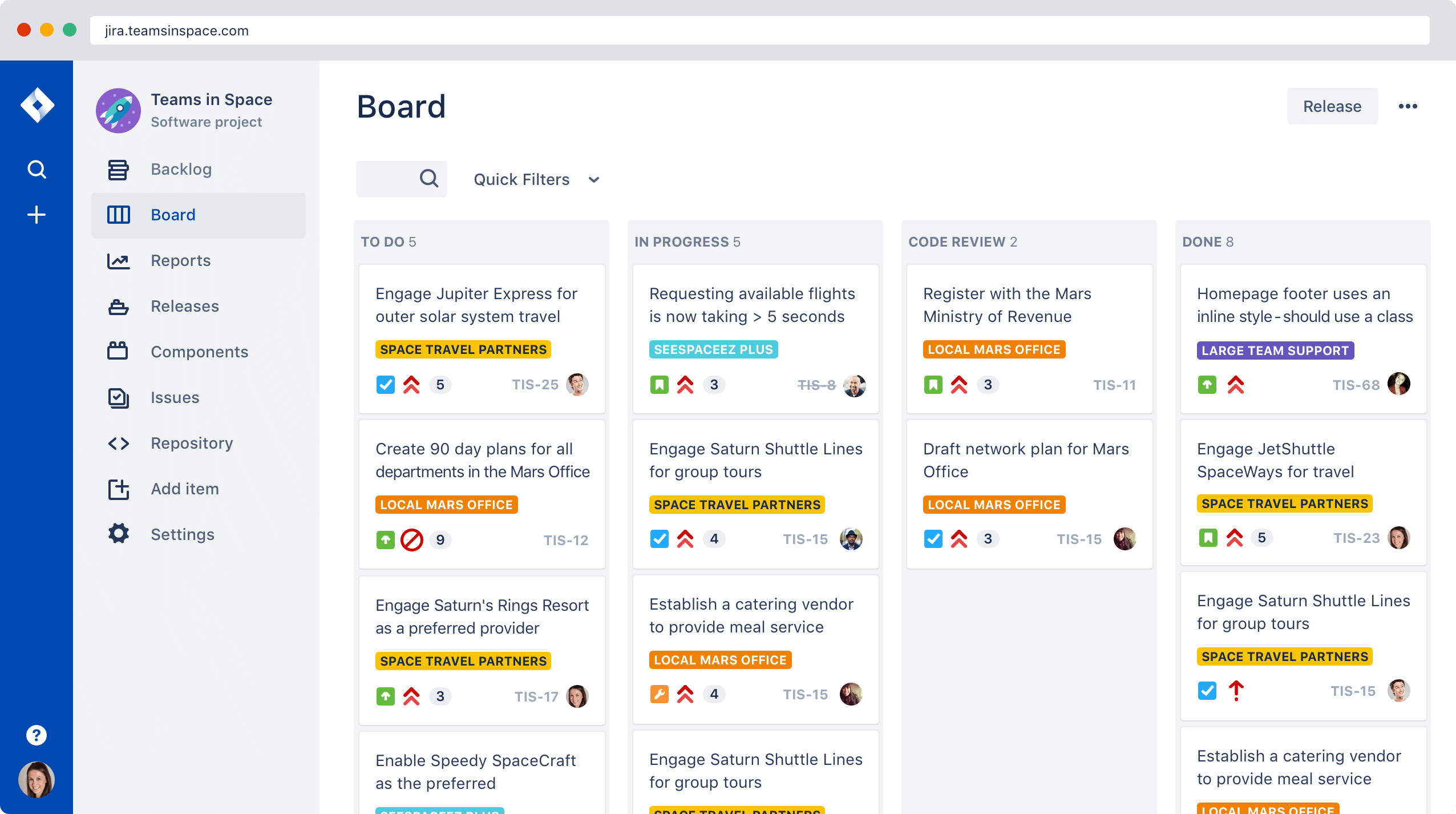 jira-project management tools