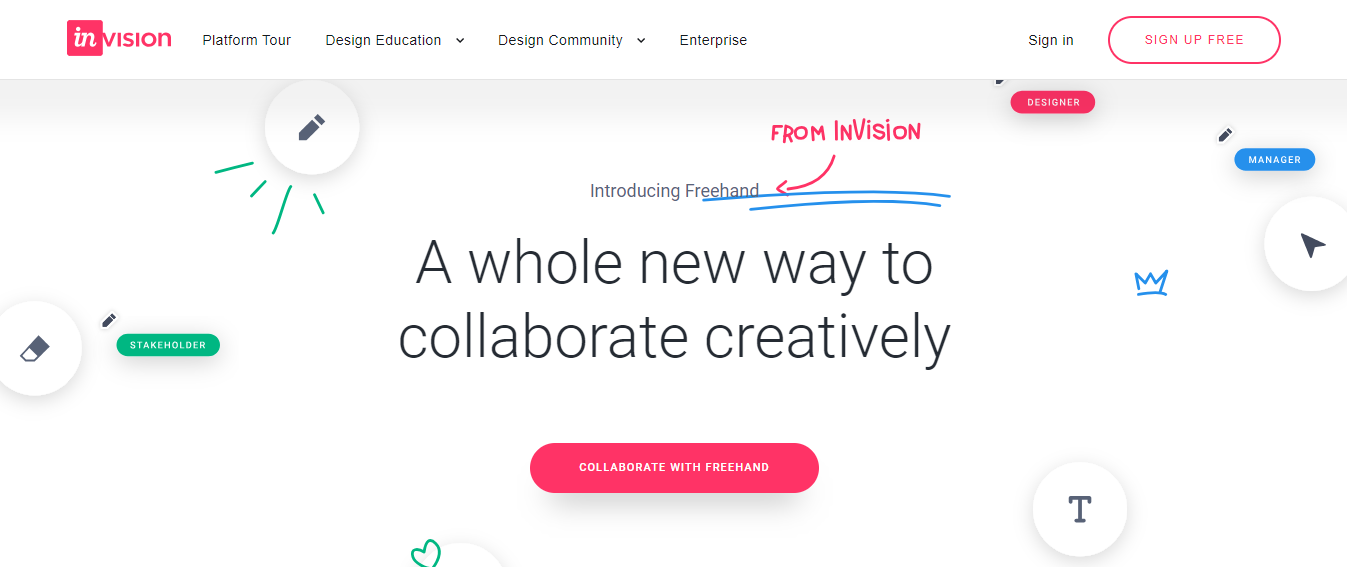 InVision - best prototyping and wireframing tools