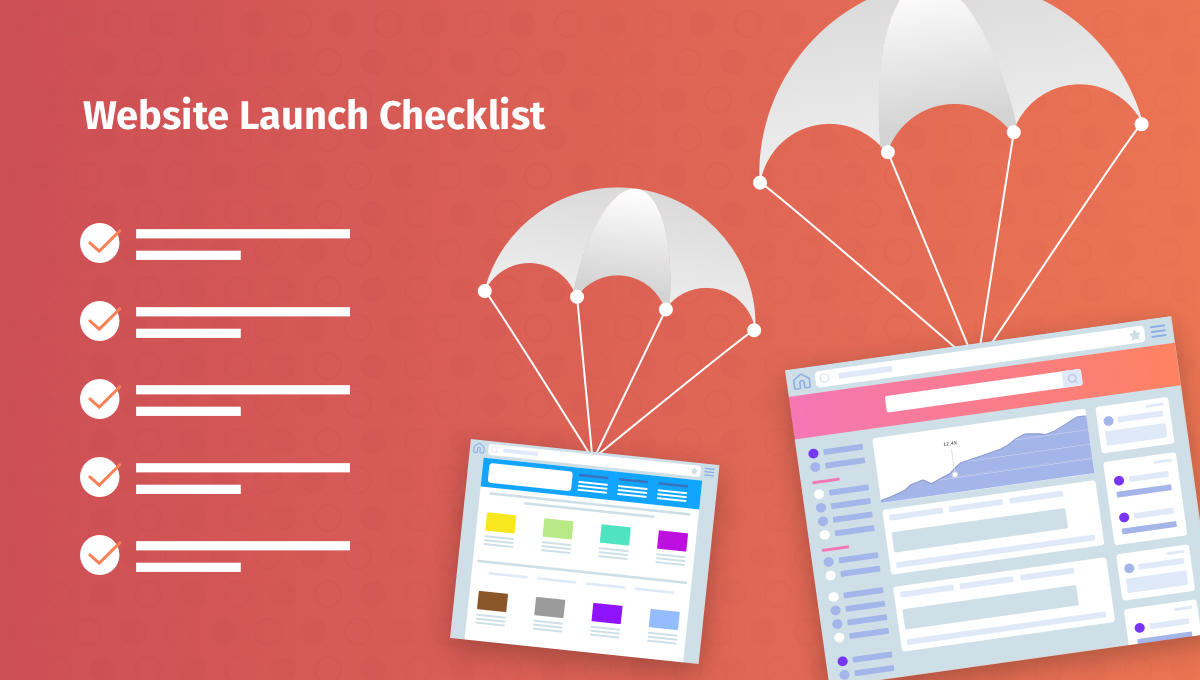 Website Launch Checklist – 21 Things You Must Consider Before the Launch