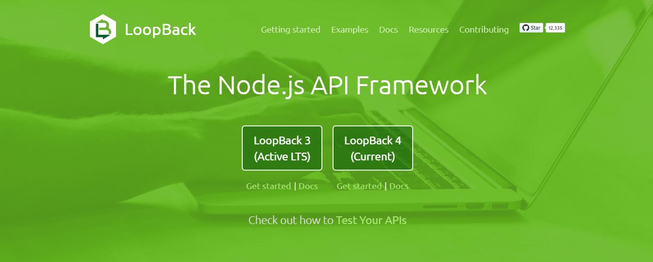 Best Node js Frameworks for Web Application Widely Used by