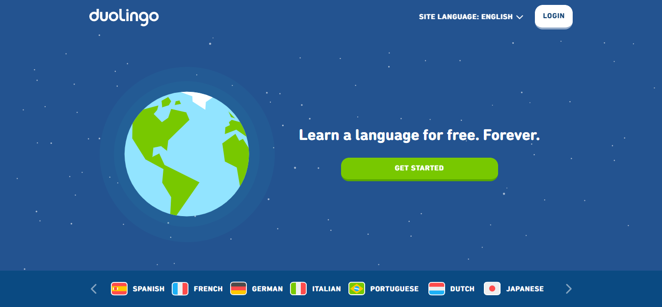Duolingo_Gamification in learning