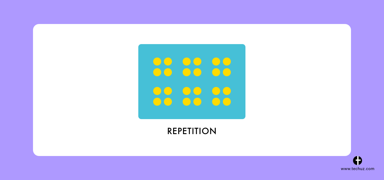 Principles of design_Repetition