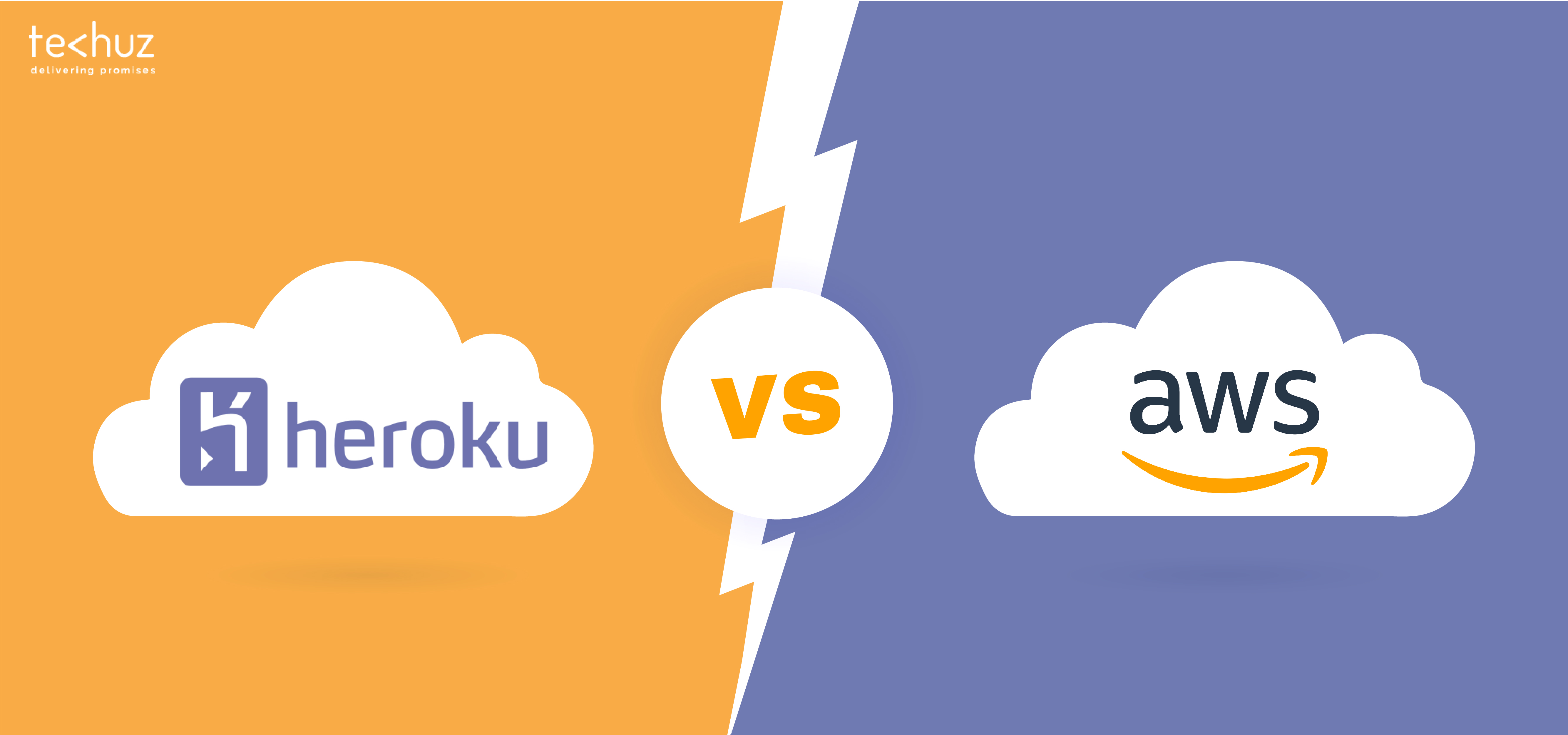 Heroku vs AWS: Selecting the Right Cloud Service for Your Application
