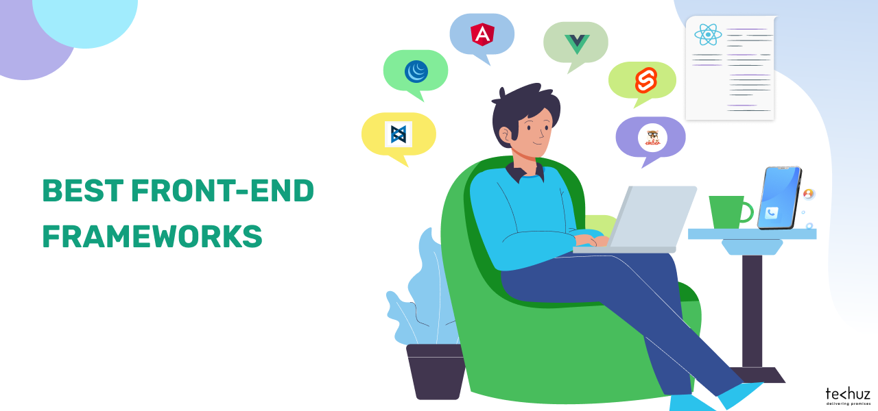 Top Frontend Frameworks to Consider in 2021