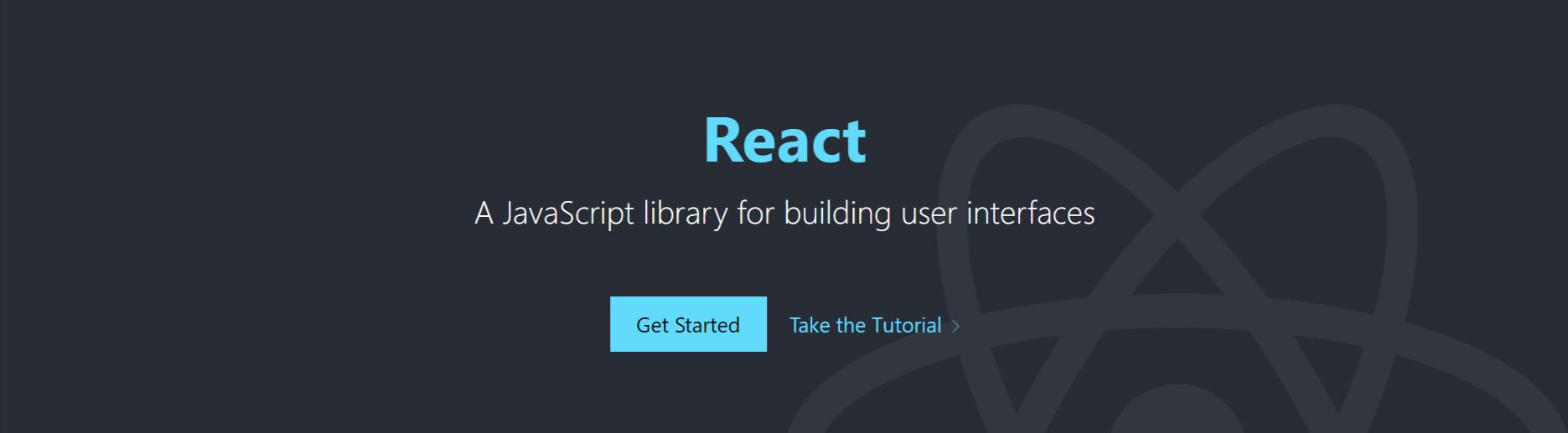 Top frontend frameworks_React