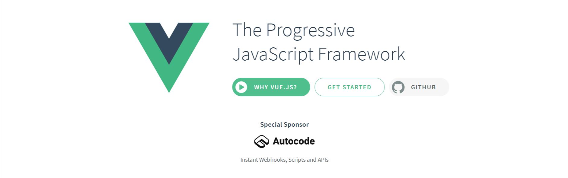Top frontend framework_Vue.js